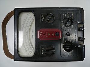 Selectest IV Multimeter  GEC General Electric Co Volt Meter