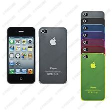 5x Ultra-Slim iPhone 4 4G 4S Hard Case Schutz Hülle Cover Bumper mixed color