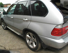 BMW X5  E53 2005 3.0 DIESEL AUTO BREAKING FOR PARTS ENGINE CODE 306D2