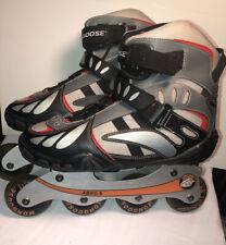 Mongoose Abec 5 Inline Skates Roller Blades Youth Size 9
