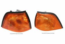 For BMW 318i 318ti 325i 328i M3 Set of Front Left & Right Turn Signal Lights TYC