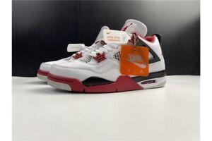 Size 10.5 - Jordan 4 Retro OG Fire Red 2020