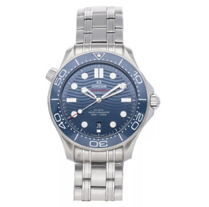 Omega Seamaster Diver 300m Auto 42mm Steel Mens Watch Date 230.30.52.20.03.008