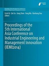Proceedings of the 5th International Asia Confe, Qi, Su, Shen, Wu, Dou-,