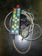 Charmilles Robofil 300 310 Wire Edm Jog Pendant 3