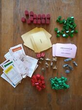 Replacement Parts Monopoly Play Money 20 NotesSpares Spare Bits