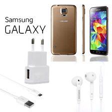 16GB Gold Samsung Galaxy S5 Super AMOLED 1920x1080 FHD (Ohne Simlock) Smartphone