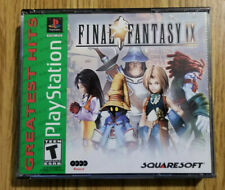 Final Fantasy 9 IX (Sony PlayStation 1, PS1) - Greatest Hits - Complete