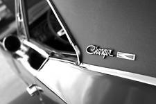 1968 Dodge Charger Photo Print Art 426 HEMI 440 R/T MOPAR POSTER 13x19 Mancave