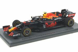 1/43 Spark Aston Martin Red Bull Racing RB16 N°23 Neuf Boite Livraison Domicile