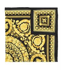 Versace Baroque SIlk Print Scarf