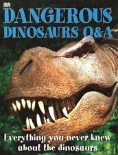 Dangerous Dinosaurs Q & A-ExLibrary
