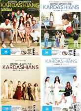 Keeping Up With The Kardashians SEASON 8 Part 1 & 2 + 9 Part 1 & 2 : NEW DVD