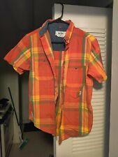 10 DEEP Mens Button Down Shirt Size Small, Multicolor