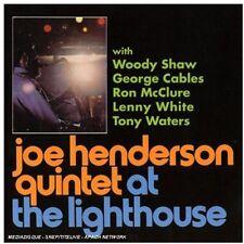 Joe Henderson - Joe Henderson Quintet at the Lighthouse [New CD]