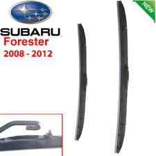 Wndshield Windscreen Wiper blades for Subaru Forester S3 2008-2012 Front