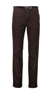 Paddocks Ranger Herren Stretch Jeans Motion & Comfort Slim Fit Dunkelbraun