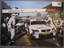 BMW Motorsport, BMW M3 DTM, 2 zijdig bedrukt