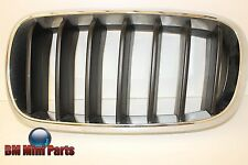 BMW f15 x5 Sinistra Griglia Chrome/Nero Base 51137294485