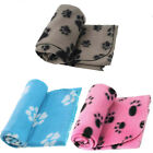 Cosy soft Pet Dog Cat Puppy Fleece Blankets Blanket slightly Discolored Reduced