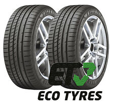 2X Tyres 215 45 R17 91Y XL GoodYear Eagle F1 Asymmetric3 C A 67dB