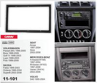 Marco Adaptador CARAV 11-101 2Din VOLVO S40 VW Passat Polo Lupo Golf SEAT Ibiza