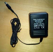 SINO-AMERICAN AC Adapter Model: R3W012-200G  AC230V-DC12V 200mA