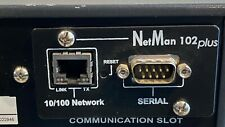 Riello Netman 102 network interface card for UPS