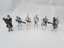 Star Wars Battlefront II 2 Clone Pack - 30th Anniversary Collection Hasbro 2007
