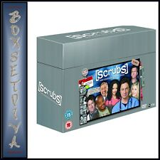 SCRUBS THE COMPLETE COLLECTION - SEASONS 1 2 3 4 5 6 7 8 & 9 *BRAND NEW DVD*