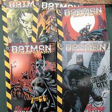 BATMAN No man's land intégrale des 5 volumes US en eo américaine