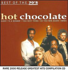 Hot Chocolate - Very Best Greatest Hits Collection - The 70's - CD Errol Brown