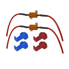 2x Widerstand LED Kennzeichenbeleuchtung Standlicht Can-Bus Wiederstand 12V 10 W