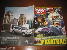 AUTOSPRINT 2009/13=GP F1 AUSTRALIA=BUTTON=TEST LAMBORGHINI GALLARDO LP560-4=