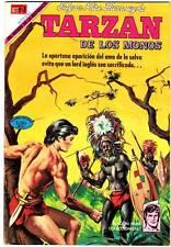 1969 Mexican comic book TARZAN  DE LOS MONOS #227 - Edgar Rice Burroughs