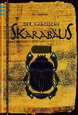 *o- Der magische SKARABÄUS - von Eva MAREBU gebunden HC (2010)