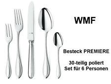 WMF Besteck PREMIERE Protect 30-tlg poliert, Set für 6 Personen