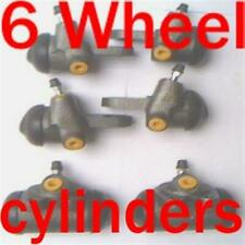 6 wheel cylinders Plymouth 1947 1948 1949 1950 1951.