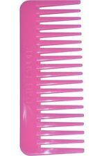Pettine rosa per capelli