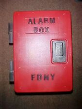 FDNY Fire Alarm Emergency old Call Box Telephone vintage Phone Police