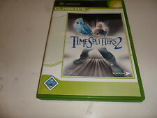 XBox  Time Splitters 2 [Xbox Classics] (2)