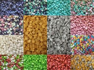 Cupcake Sprinkles Edible Mini Glimmer Stars Cake Toppers Decorations Birthday