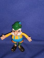 Vintage Jack In The Box Hamburger Meister Advertising Figure Imperial Toy 3¼in