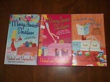 Lot of 3 Paranormal Romance books Mary Janice Davidson