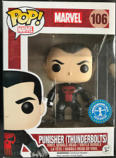 FUNKO MARVEL PUNISHER THUNDERBOLTS EXCLUSIVE POP VINYL FIGURE