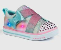 Toddler Girls' S Sport By Skechers Robyn Light-Up Sneakers - CHOOSE SIZE
