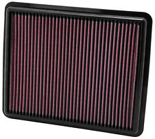 K&N 33-2448 Replacement Air Filter 2009-2016 Hyundai Sonata Santa Fe Kia Optima