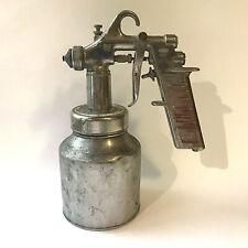 Vintage W.R. Brown Corp. Speedy Filtaire Paint Sprayer & Pot Model 121C