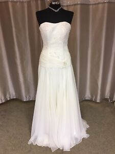 charlotte balbier wedding dress Size 10