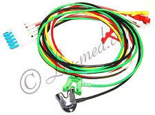 Nouveau-électrodes Câble-PHILIPS-m1971a-Telemetry-Electrodes-Cable - New